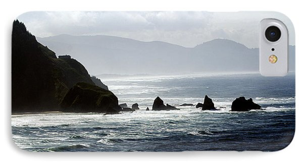 Oregon Coast 5 Phone Case by Marty Koch