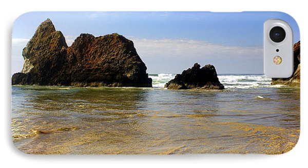 Oregon Coast 9 Phone Case by Marty Koch