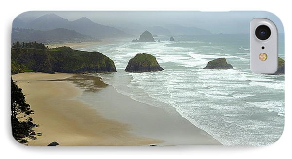 Oregon Coast IPhone Case by Jerry Cahill