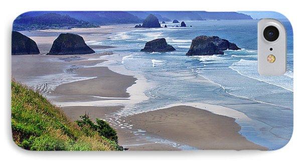 Oregon Coast IPhone Case by Scott Mahon