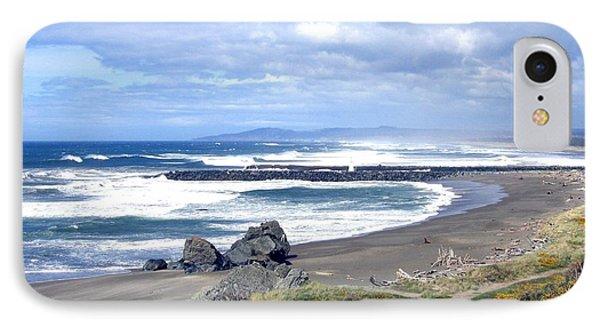 Oregon Coast Phone Case by Will Borden
