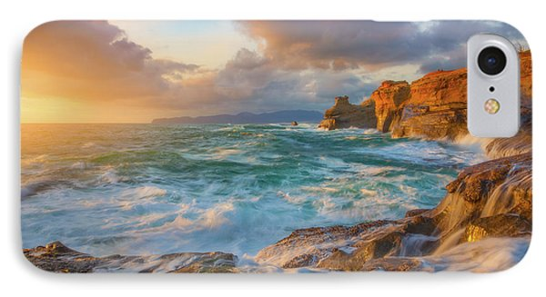 IPhone Case featuring the photograph Oregon Coast Wonder by Darren White