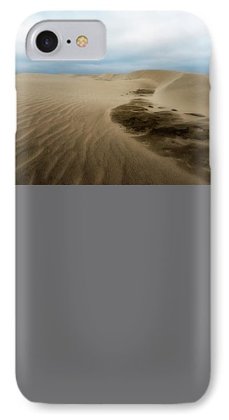 IPhone Case featuring the photograph Oregon Dune Wasteland 1 by Ryan Manuel