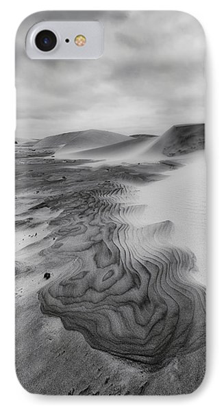 IPhone Case featuring the photograph Oregon Dune Wasteland 2 by Ryan Manuel