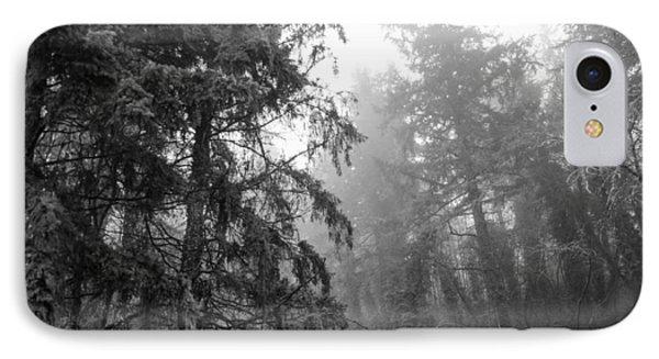 Oregon Fog IPhone Case