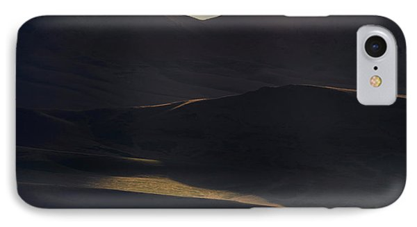 Oregon Mountains 1 IPhone Case by Leland D Howard