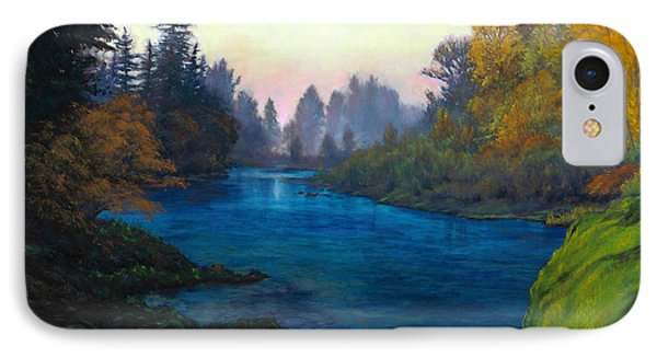 Oregon Santiam Landscape Phone Case by Michael Orwick
