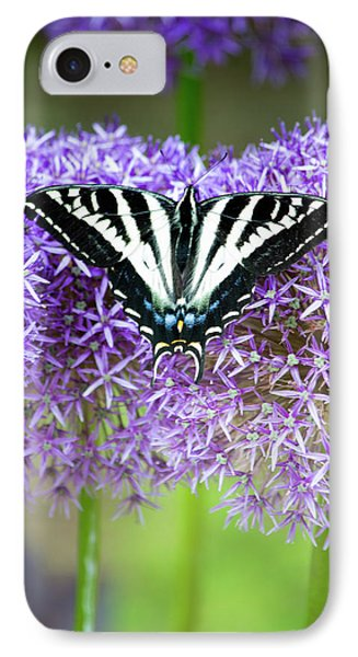 IPhone Case featuring the photograph Oregon Swallowtail by Bonnie Bruno