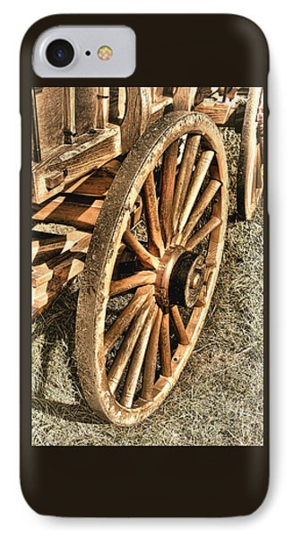 Oregon Trail  IPhone Case by Olivier Le Queinec
