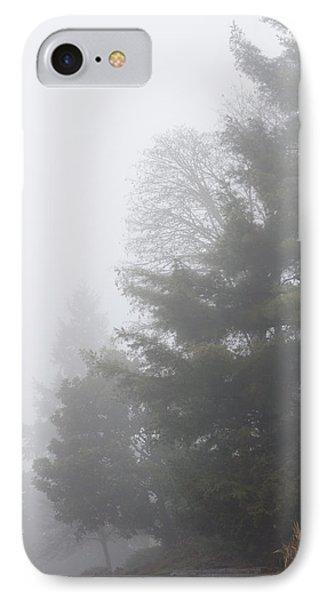 Oregon Winter IPhone Case
