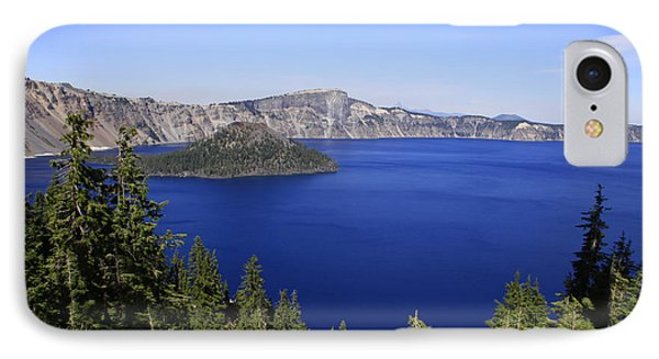 Oregons Crater Lake IPhone Case
