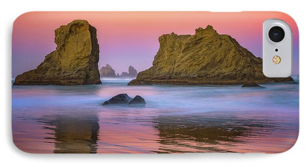 IPhone Case featuring the photograph Oregon's New Day by Darren White