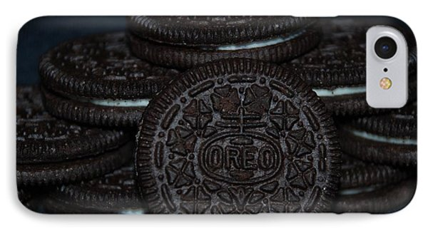 Oreo Cookies IPhone Case by Rob Hans