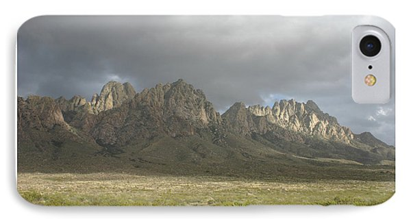 Organ Mountains Dec 25 2015 IPhone Case by Jack Pumphrey