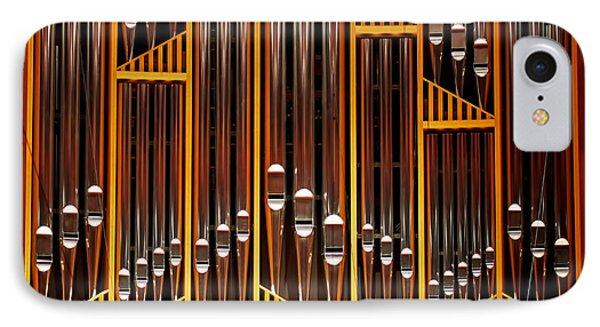 Organ Opus 76 - Philadelphia IPhone 7 Case
