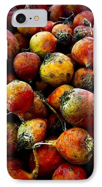 Organic Beets IPhone Case