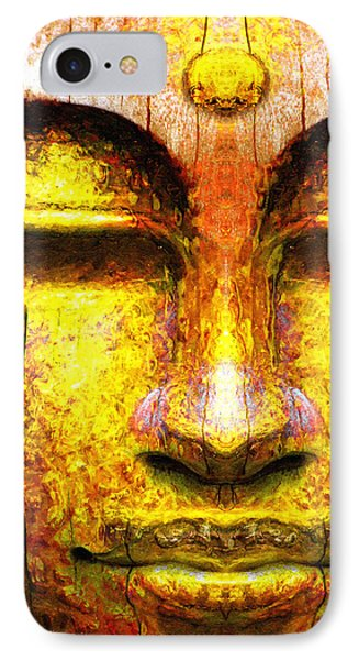 Organic Buddha IPhone Case
