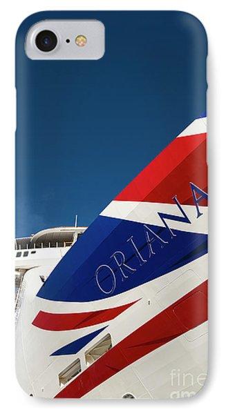 Oriana IPhone Case by Anne Gilbert
