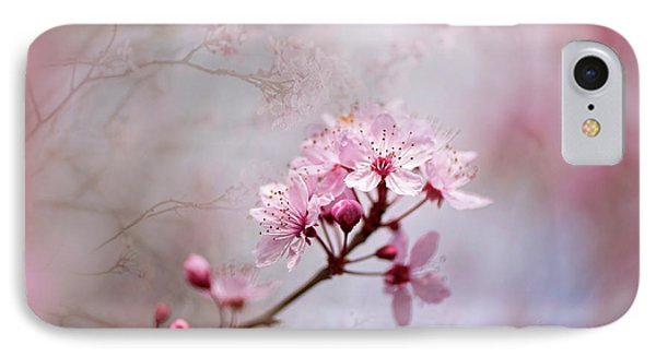 Oriental Blossom IPhone Case
