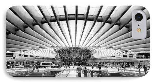IPhone Case featuring the photograph Oriente Station by Stefan Nielsen