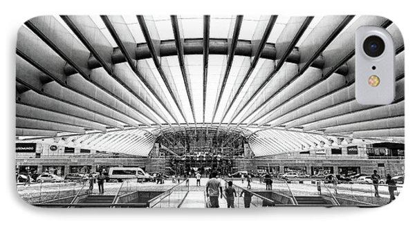 Oriente Station IPhone Case by Stefan Nielsen