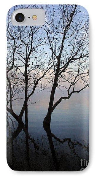 Original Dancing Tree IPhone Case by Paula Guttilla