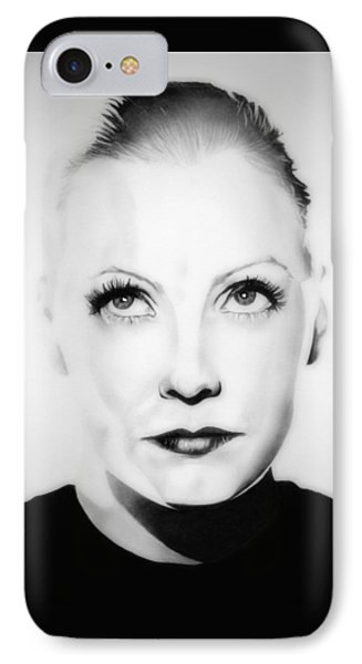 Original Greta Garbo IPhone Case
