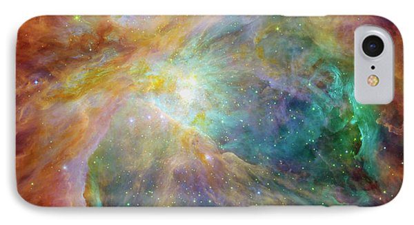 Orion Nebula IPhone Case by Mark Kiver