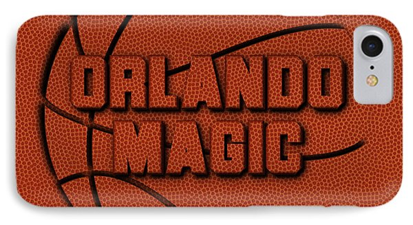 Orlando Magic Leather Art IPhone Case