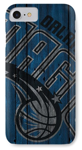 Orlando Magic Wood Fence IPhone Case