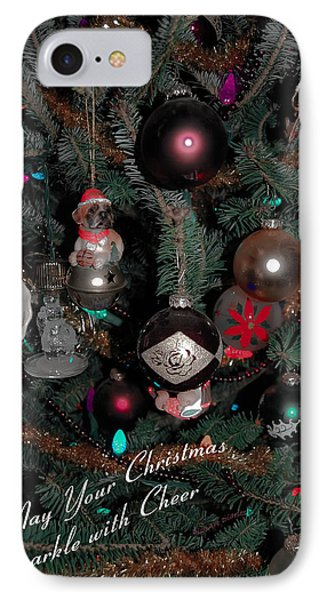 Ornamental Phone Case by DigiArt Diaries by Vicky B Fuller