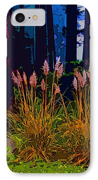 Ornamental Grasses IPhone Case