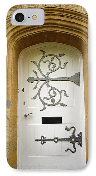 Ornate Door 1 Phone Case by Douglas Barnett