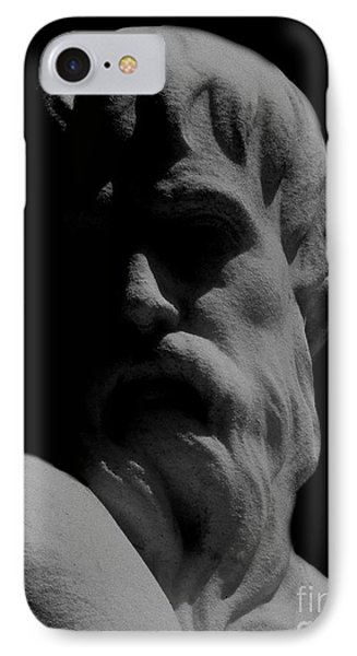 Orpheus Looks Back Phone Case by RC DeWinter
