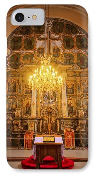 Orthodox Cathedral Hungary IPhone Case