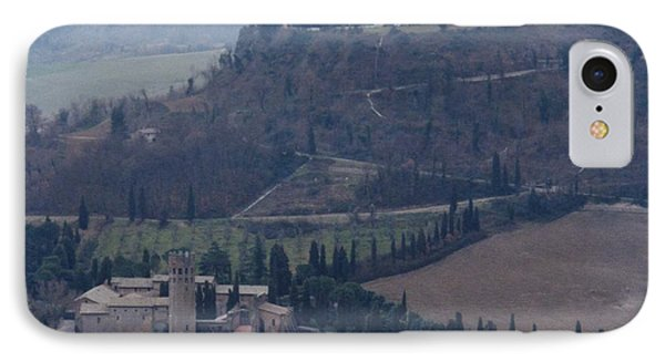 Orveito Italy IPhone Case by Marna Edwards Flavell