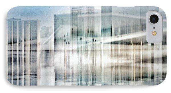 Oslo Opera House IPhone Case by Kathleen Alhaug