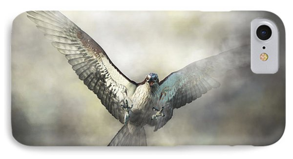 Osprey IPhone Case by Daniel Eskridge