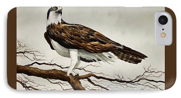 Osprey Sea Hawk IPhone 7 Case by James Williamson