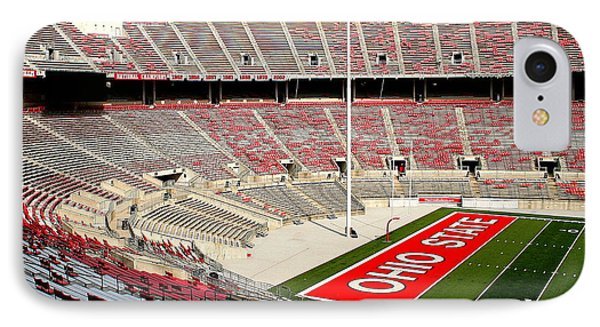 Osu Football Stadium IPhone Case