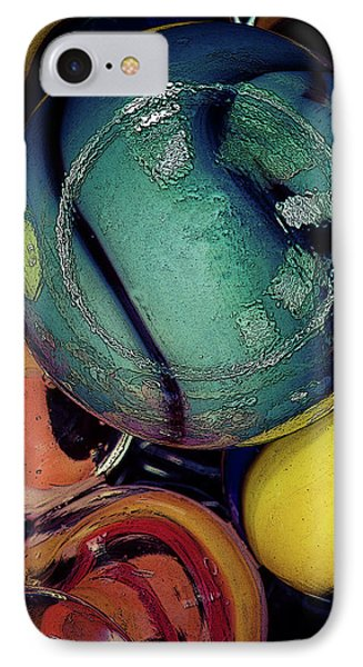 Other Worlds I IPhone Case by Shelly Stallings