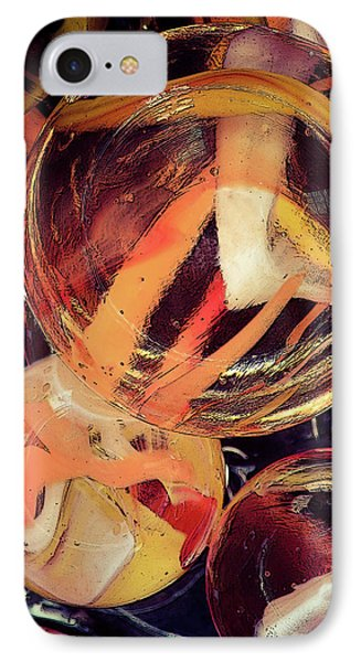 Other Worlds II IPhone Case by Shelly Stallings
