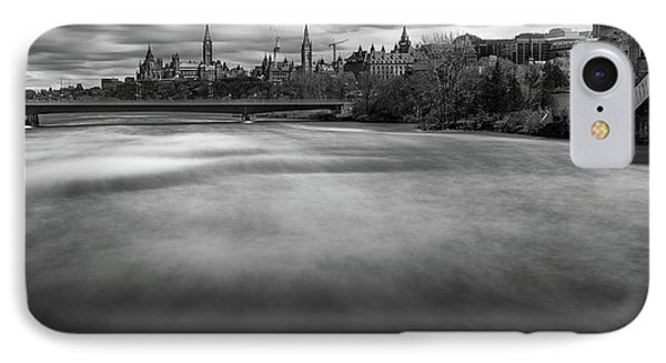 Ottawa Spring Flood IPhone Case