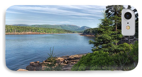 IPhone Case featuring the photograph Otter Cove by John M Bailey