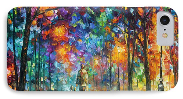 Our Best Friend  Phone Case by Leonid Afremov