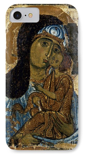 Our Lady Of Tenderness Phone Case by Granger
