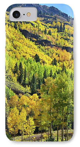 IPhone Case featuring the photograph Ouray Canyon Switchbacks by Ray Mathis