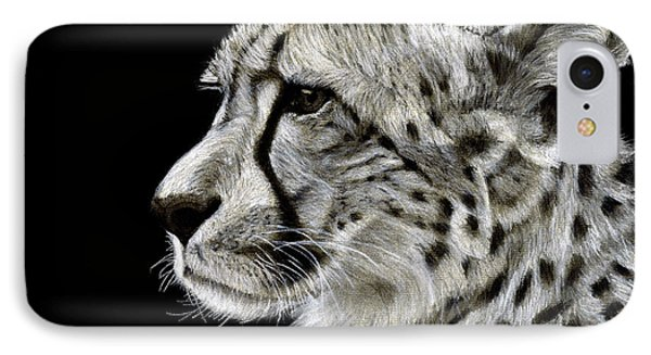 Out Of Africa IPhone Case by Kyla Heumann