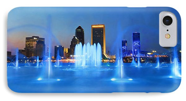 Out Of The Blue IPhone Case by Lori Deiter