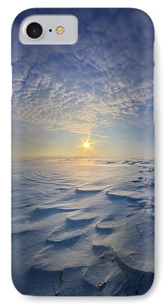 IPhone Case featuring the photograph Out Of The East by Phil Koch